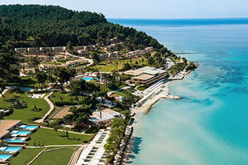 Sani Beach - from 60€